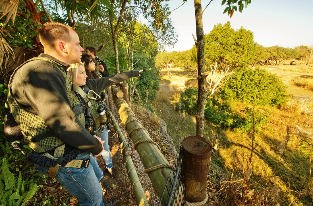Wild Africa Trek in Walt Disney World – Foto: © Disney / Kent Phillips