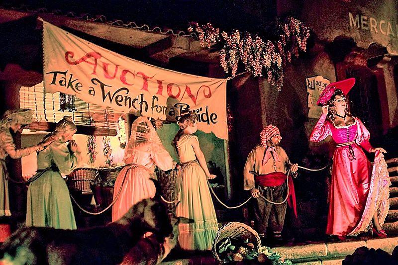 Pirates of the Caribbean - Foto: Kent Buckingham (Flickr cc)
