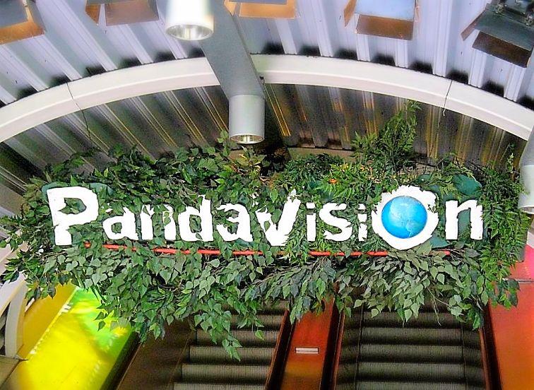 PandaVision in het Zweedse Liseberg - Foto: chrisjames (Flickr cc)