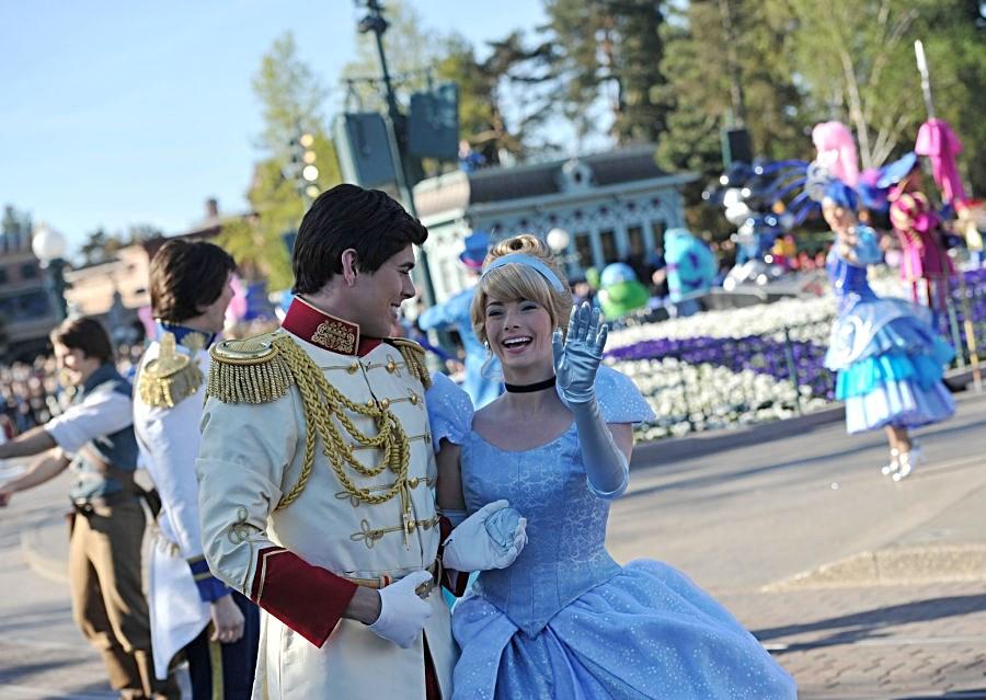 De viering van de 25e verjaardag van Disneyland Paris op 12 april 2017 - Foto: © Disney