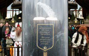 De jaarrond opening werd in de Efteling op 1 april 2010 groot gevierd - Foto: © Adri van Esch