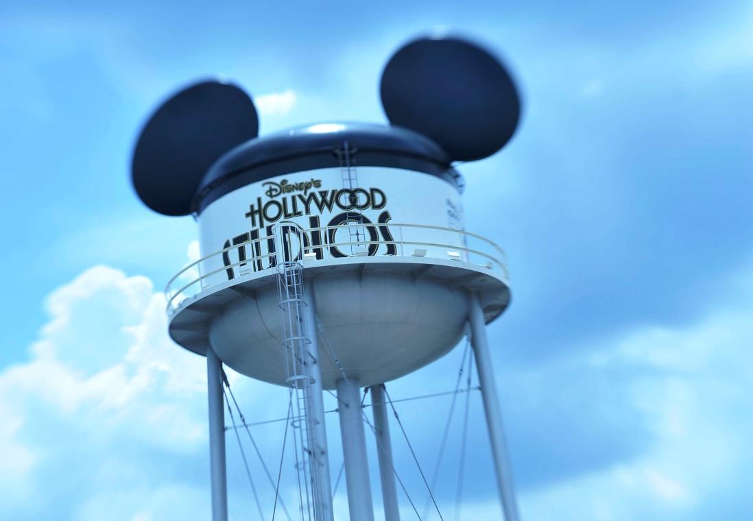 Earffel Tower in Disney's Hollywood Studios - Foto: © Disney / Garth Vaughan