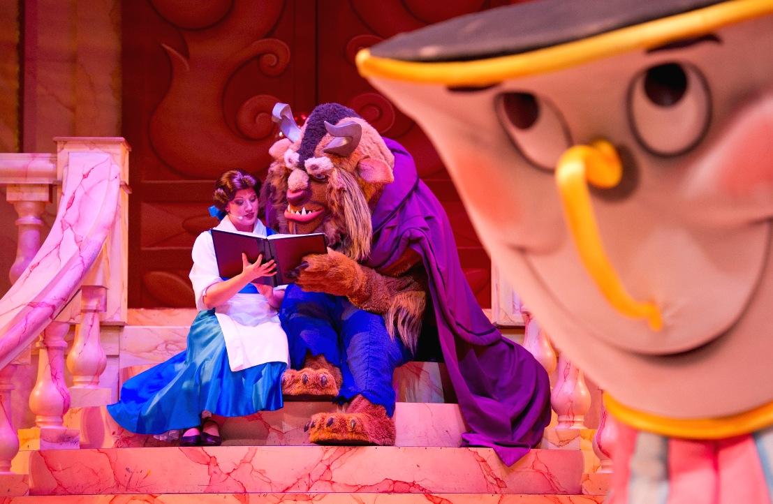Show Belle and the Beast in Disney's Hollywood Studios - Foto: © Disney / Gene Duncan
