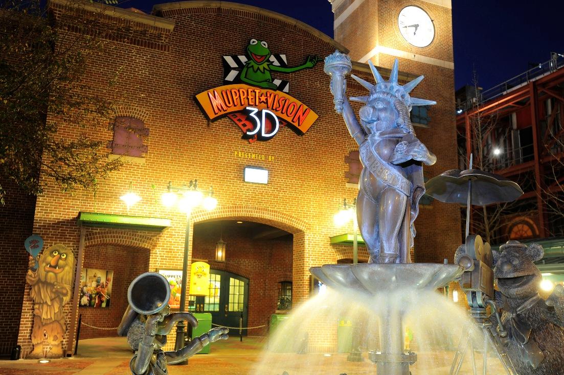 Muppet Vision 3D in Disney's Hollywood Studios - Foto: © Disney / Scott Miller