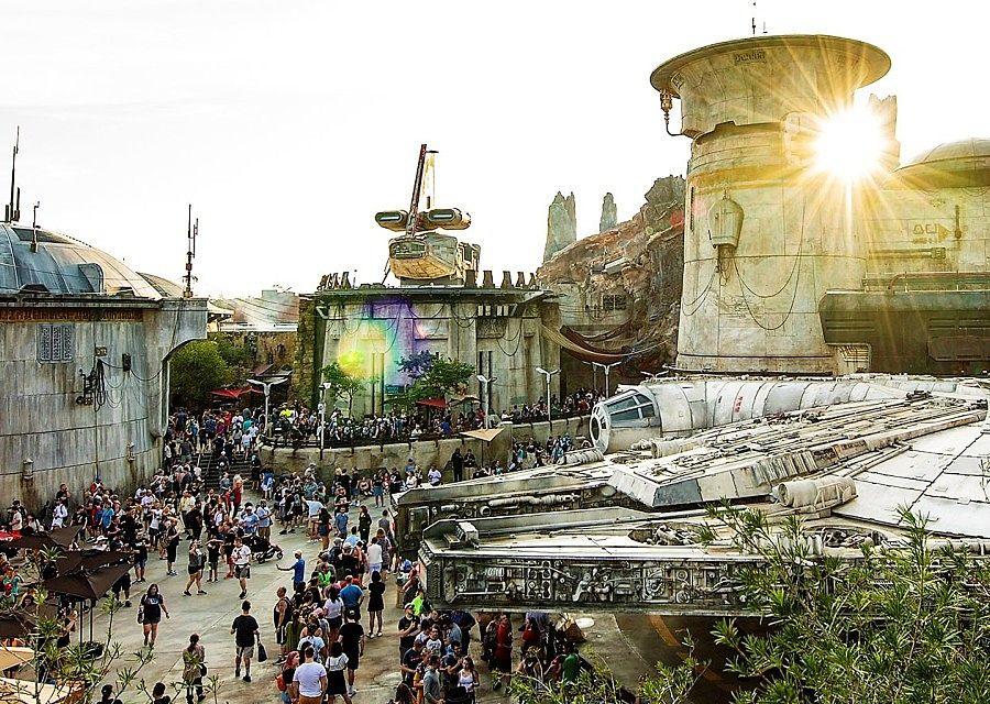 Star Wars: Galaxy's Edge in Disney's Hollywood Studios - Foto: © Disney / David Roark