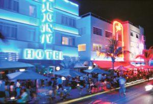 Florida Miami nacht Visit Florida