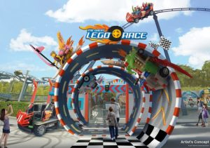 The Great Lego Race in Legoland