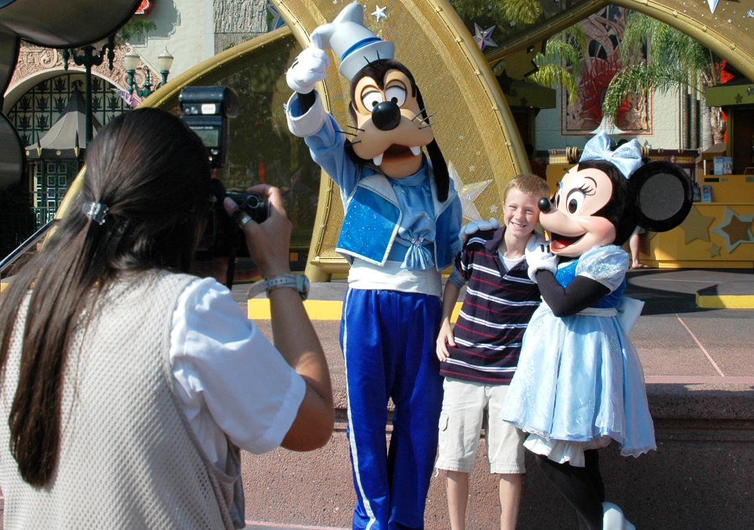 DHS Photopass 15pers