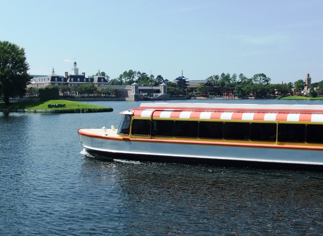Epcot Rondvaartboot 11PP