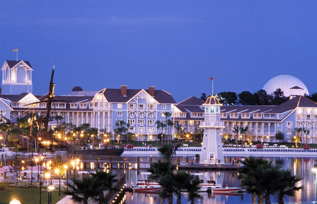 WDW Beach Club Hotel 15pers