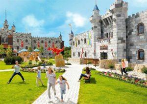Castle Hotel in LEGOLAND Billund