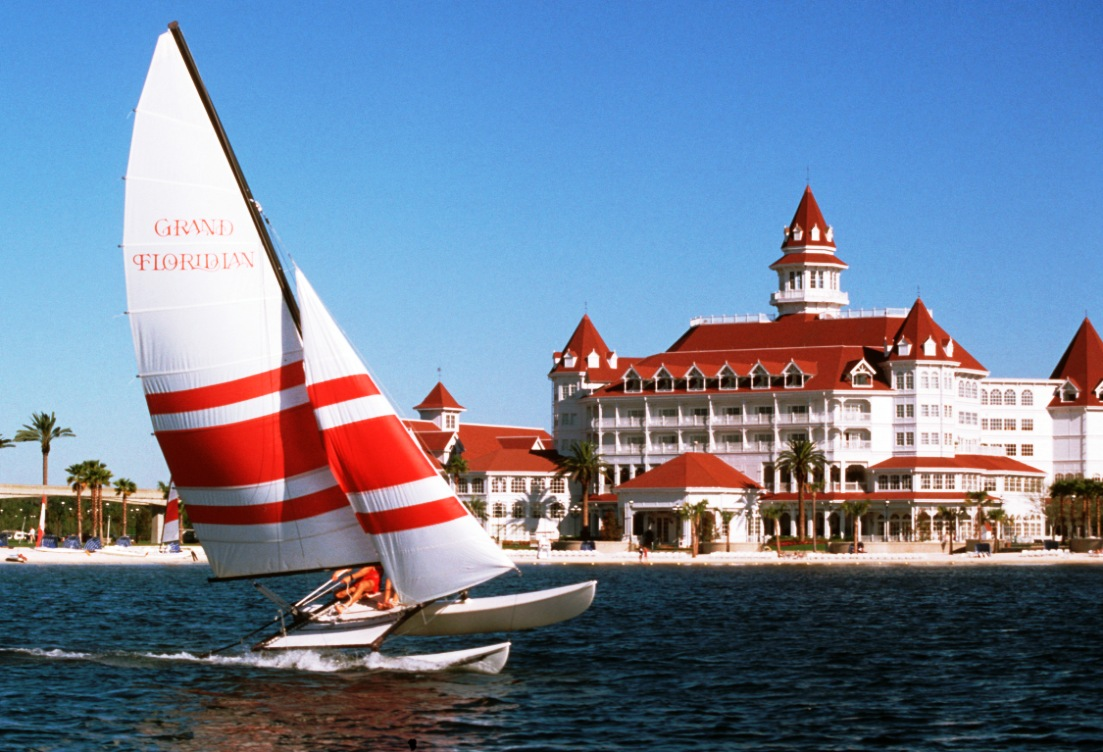 WDW Grand Floridian 15pers