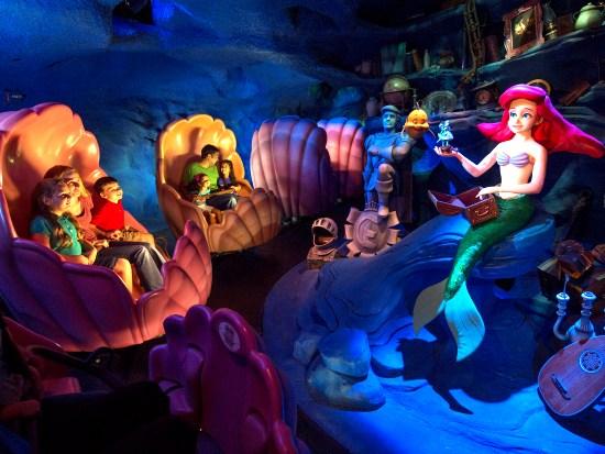 wdw mk journey of little mermaid foto disney david roark