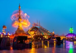 Kinetics in Discoveryland in Disneyland Paris - Foto: Tom Bricker (Flickr)