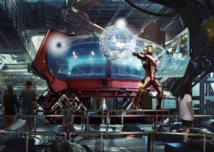 Marvel-attractie in Walt Disney Studios - Beeld: © Disney / Marvel