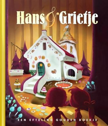 Eft 1 Gouden Boekje Hans en Grietje