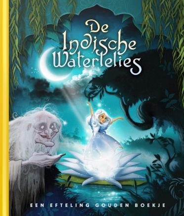 Eft 1 Gouden Boekje Indische Waterlelies