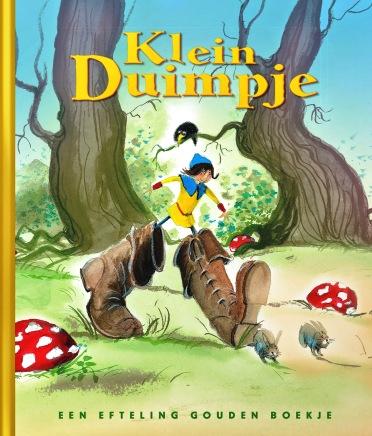 Eft 1 Gouden Boekje Klein Duimpje