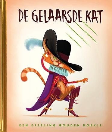 Eft 2 Gouden Boekje Gelaarsde Kat