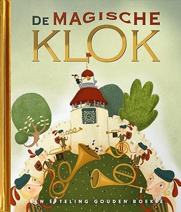 Eft 2 Gouden Boekje Magische Klok