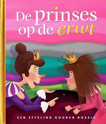 Eft 2 Gouden Boekje Prinses erwt