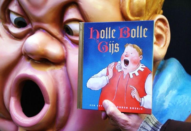 Efteling Gouden Boekje Holle Bolle Gijs - © Foto: Adri van Esch