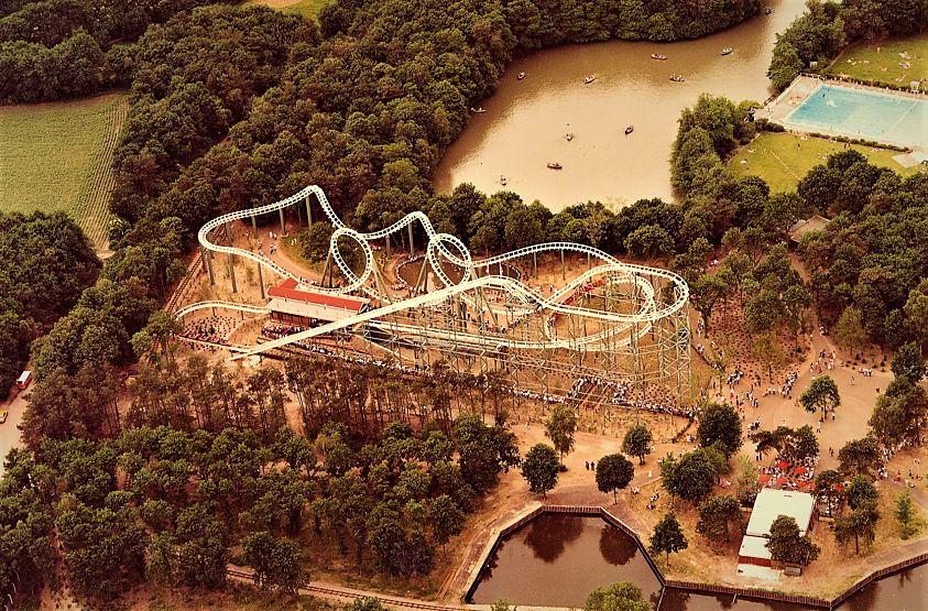 Eft Python luchtfoto 1981