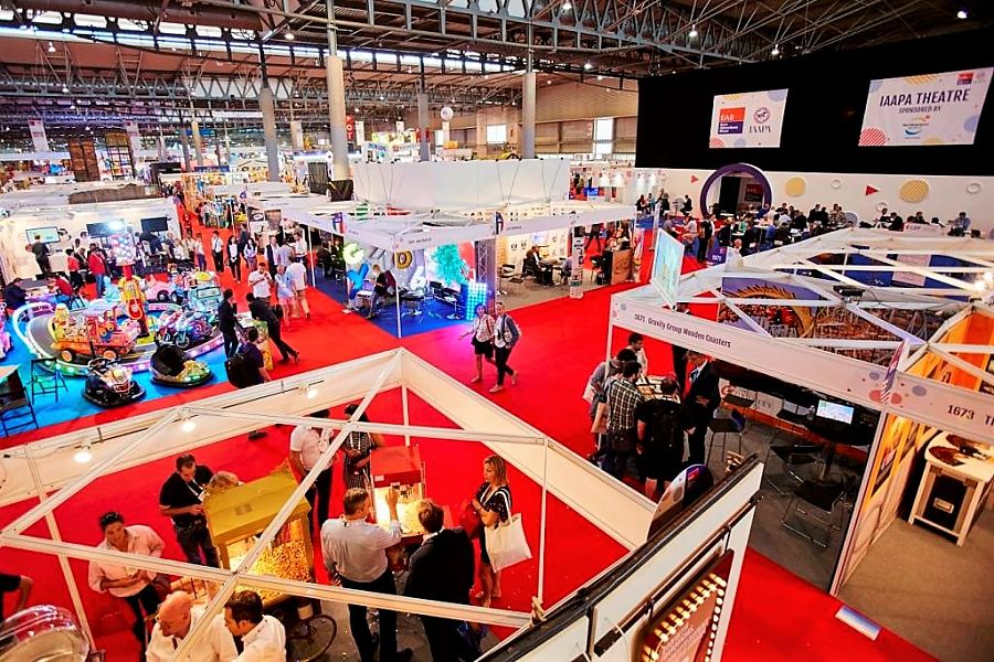 European Attractions Show