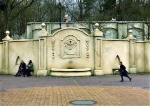 Hier komt de geplande nieuwe ingang van het Sprookjesbos in de Efteling - Foto: © Parkplanet