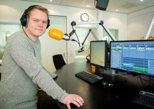 Lars Boele, dj van Radio 100% NL