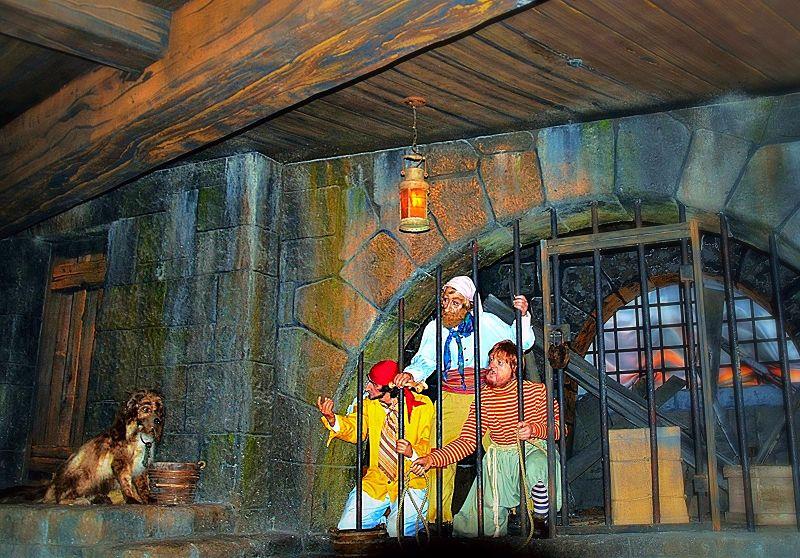 Pirates of the Caribbean in Disneyland - Foto: Jason M. Ramos (Flickr c.c.)