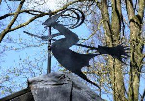 Windwijzer Heks in de Efteling - Foto: © Adri van Esch