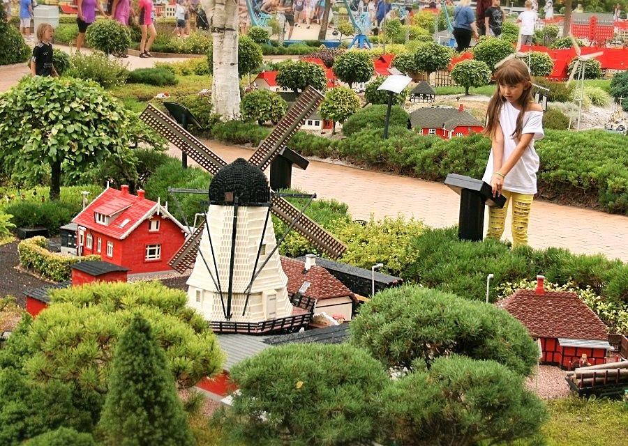 Nederland in Legoland Billund - Foto: © Adri van Esch