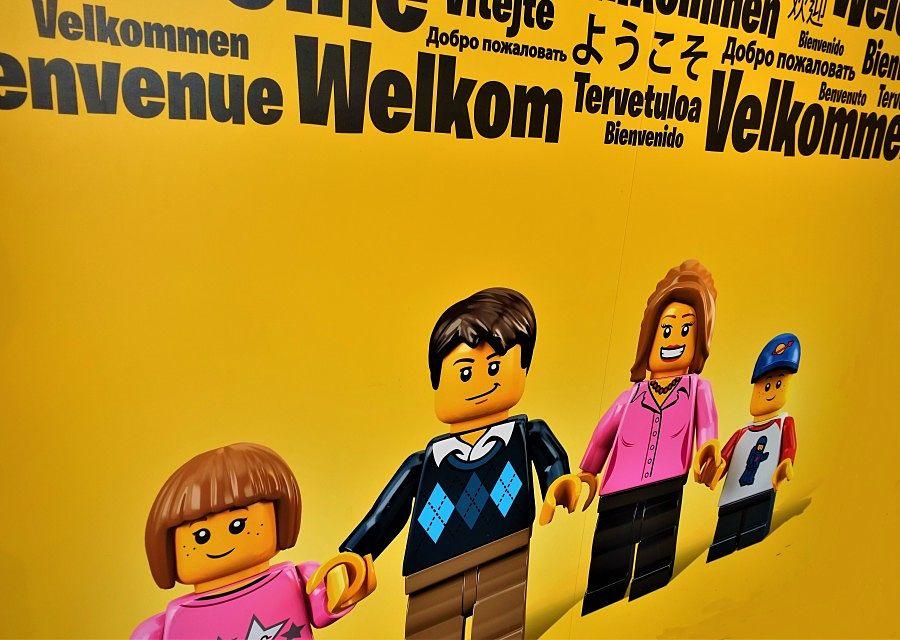 Welkom in Legoland Billund - Foto: © Adri van Esch