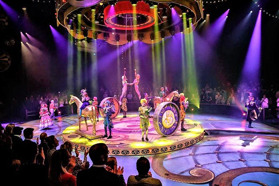 Theatershow CARO in de Efteling