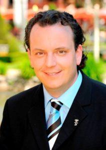 Michael Mack, directeur van Europa-Park