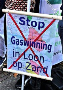 Geen gaswinning in Loon op Zand aan - Foto: © Adri van Esch