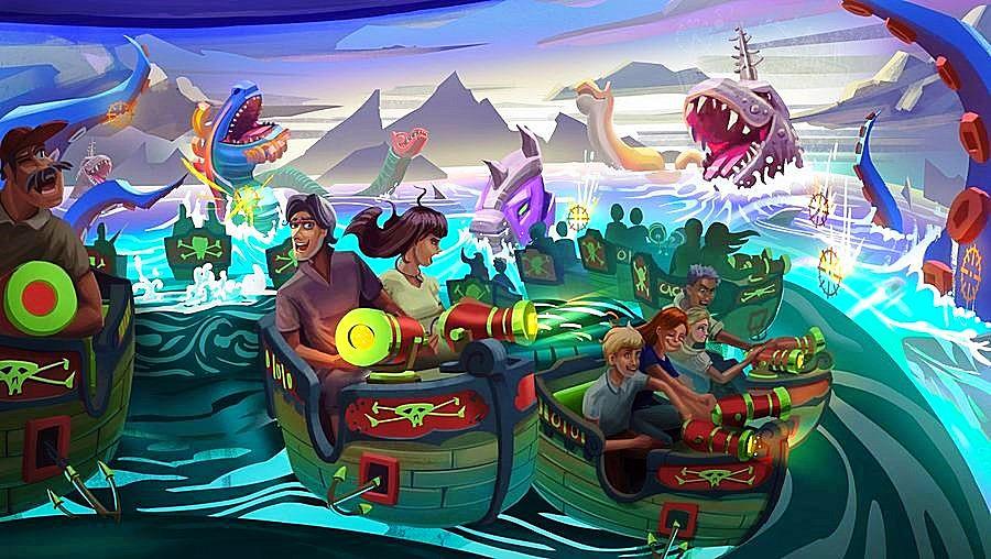 The Gamestormer van Lagotronica Projects en Mack