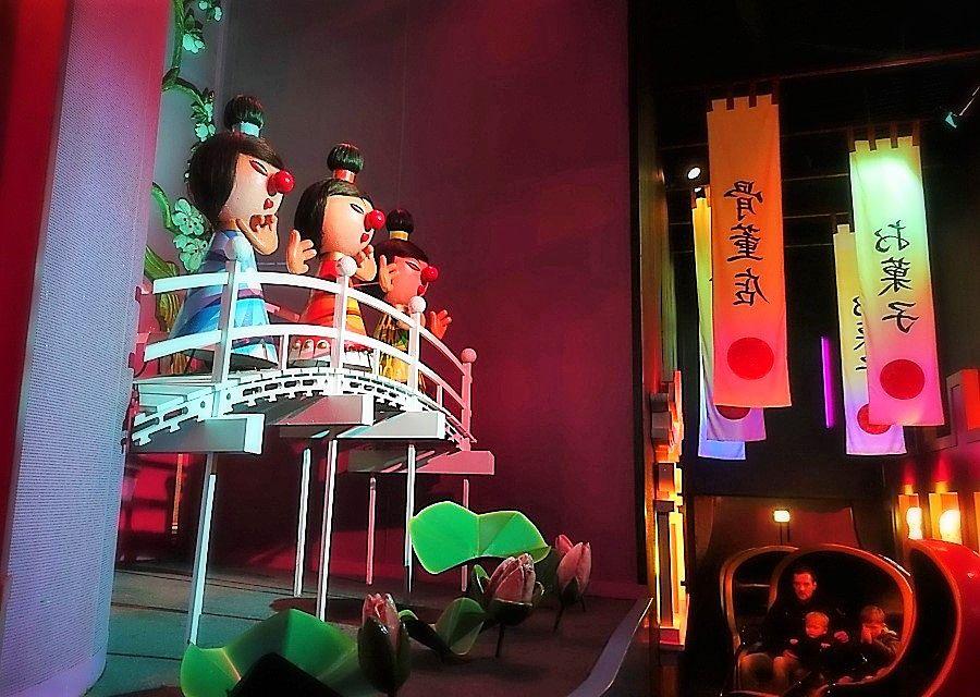 Japan in Carnaval Festival in de Efteling - Foto: © Adri van Esch