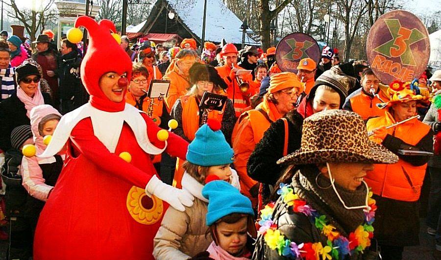 De heropening van Carnaval Festival in de Efteling met Jokie in 2012 - Foto: © Adri van Esch
