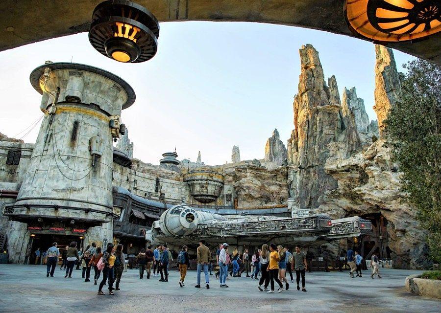 Star Wars: Galaxy's Edge in Disneyland - Foto: Disney / Todd Wawrychuk