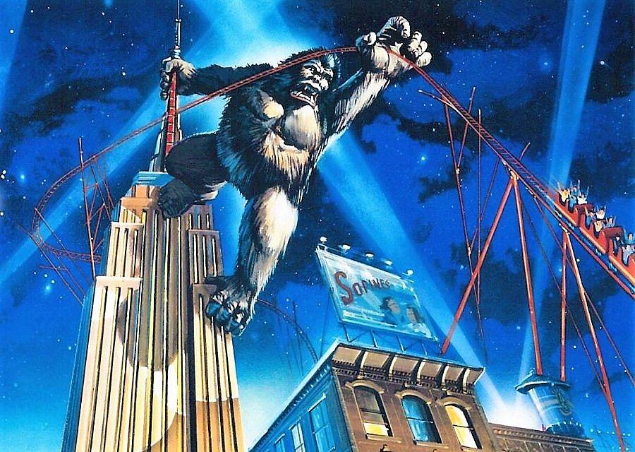 Plan voor Universal Studios Germany door de Goddard Group