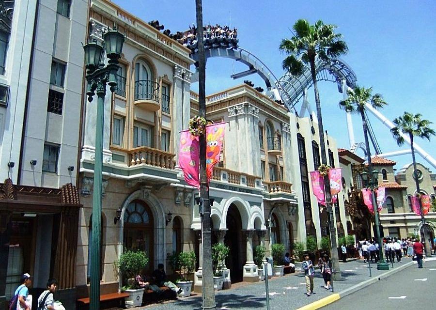 Universal Studios Japan - Foto: © Adri van Esch