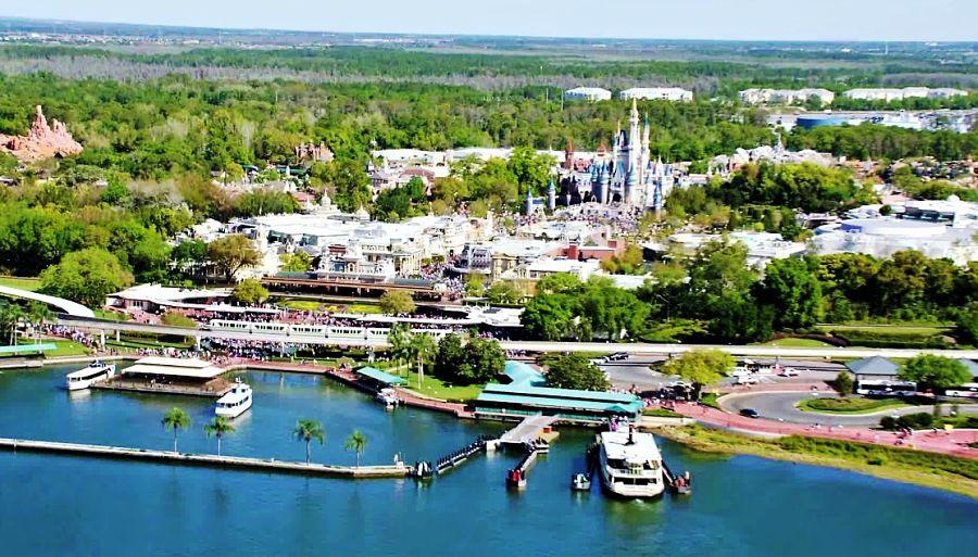 Het Magic Kingdom in Walt Disney World - Foto: © Disney