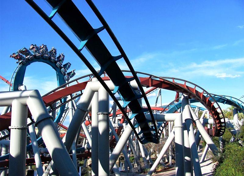Dragon Challenge in Universal's Islands of Adventure - Foto: Jeremy Thompson (Flickr)