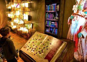 Sprookjestentoonstelling in het Efteling Museum - Foto: © Adri van Esch