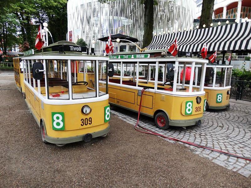 Tivoli in Kopenhagen - Foto: © Adri van Esch