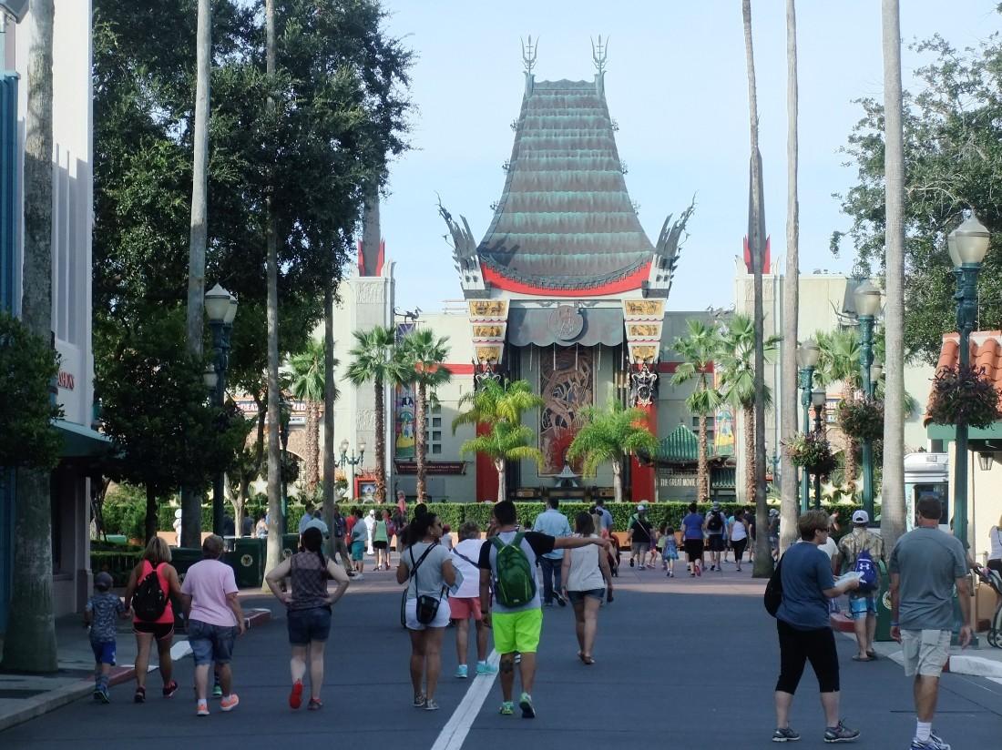 Grauman's Chinese Theatre in Disney's Hollywood Studios - Foto: © Adri van Esch