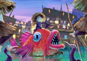 A Fish Tale - Beeld: Aardman Animations