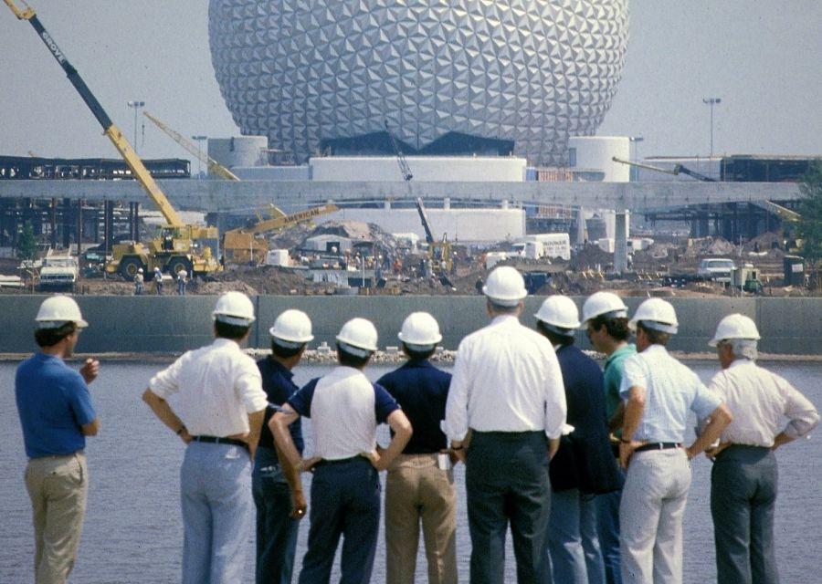 The Imagineering Story: de bouw van Epcot - Foto: © Disney+
